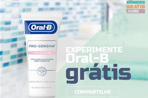 click · Experimente Grátis - O Creme Dental Oral-B Pro-Gengiva Sensibilidade 1b75ce38c1