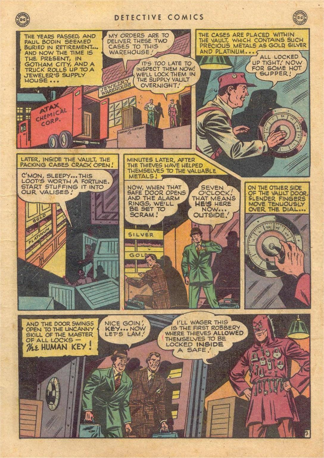 Read online Detective Comics (1937) comic -  Issue #132 - 5