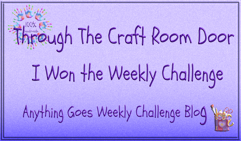 Challenge #Anything goes July-August 2020