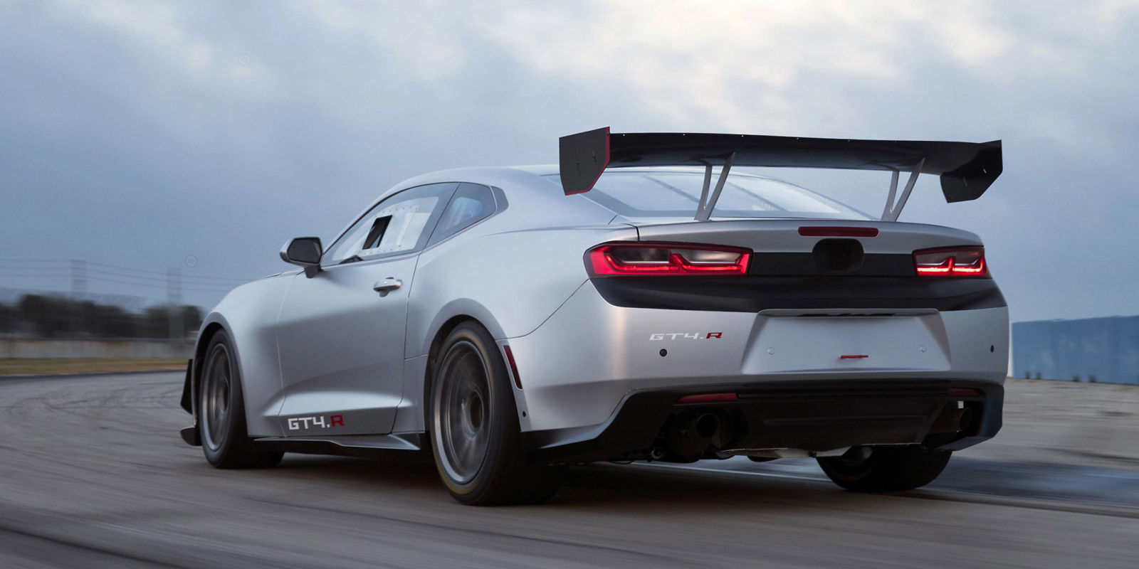 Camaro Gt4r >> Chevy's New ZL1-Based Camaro GT4.R Ready To Face The World's Best