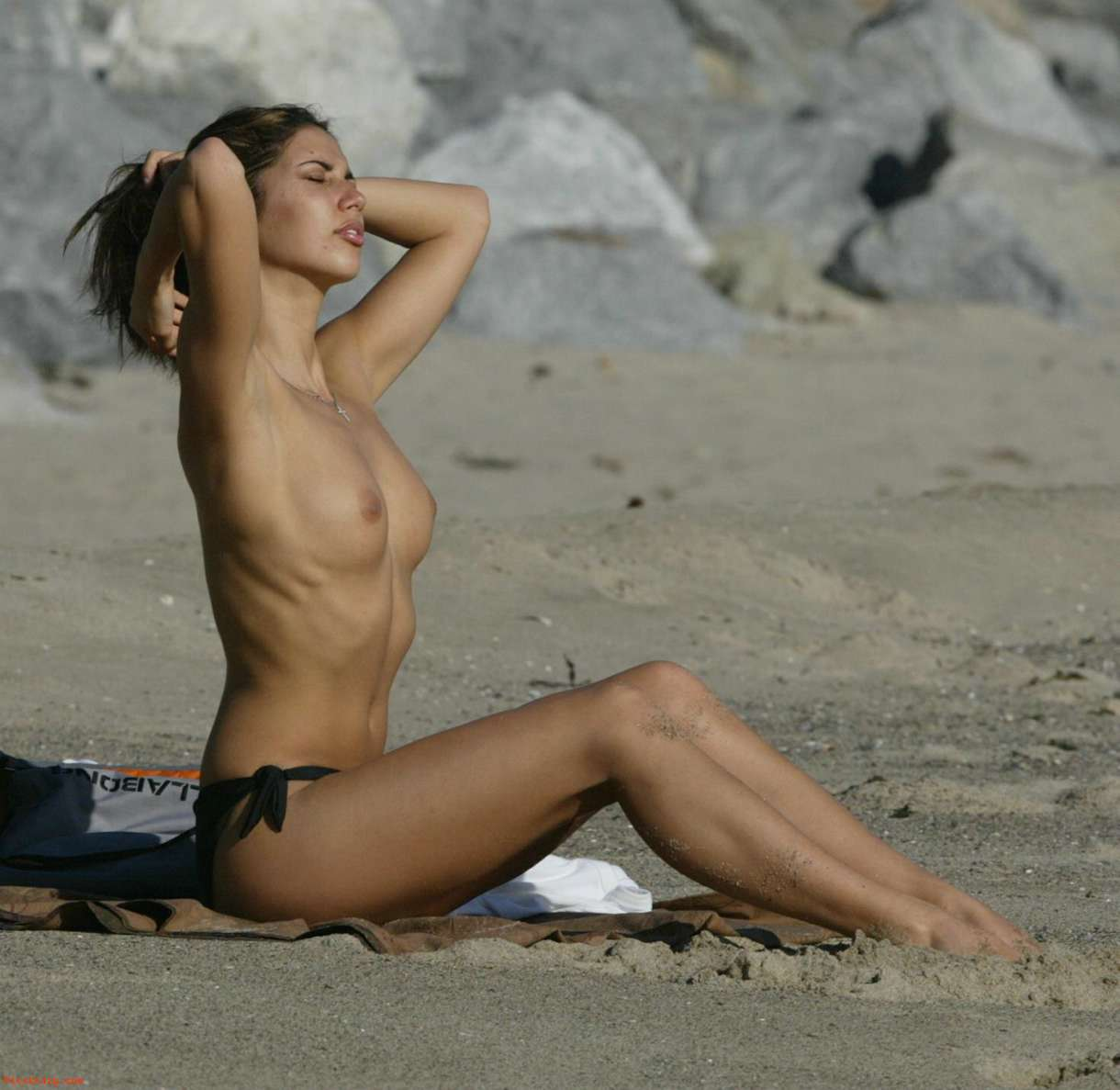 Opinion obvious. Relaxing in nude beach seems brilliant