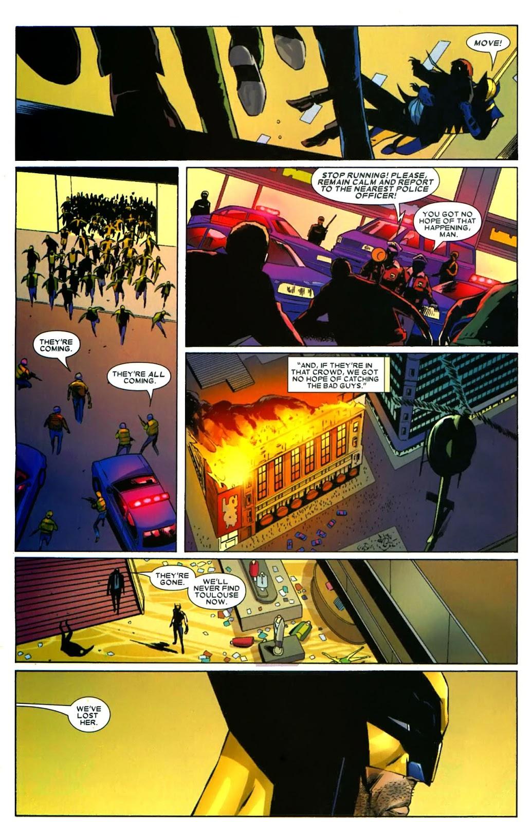 Read online Wolverine (2003) comic -  Issue #49 - 27
