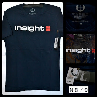 Kaos Distro Surfing Skate INSIGHT Premium Kode NS79