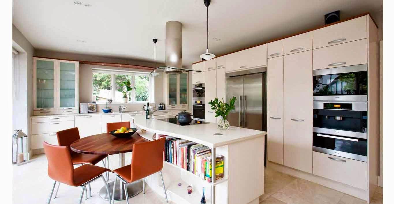 models of minimalist kitchens make your kitchen look organized