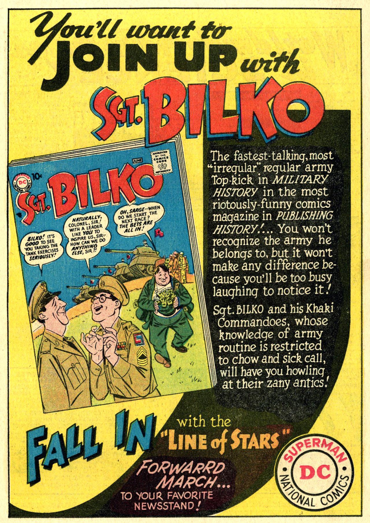 Read online Detective Comics (1937) comic -  Issue #244 - 15