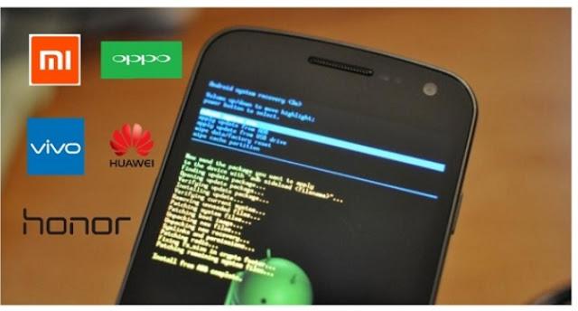 تحدير فايروس خطير في الهواتف الذكية القادمة من الصين