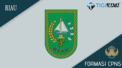 Formasi CPNS Pemprov Riau 2018