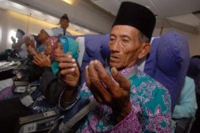 Jaga Kesehatan Selama Ibadah Haji Dengan Suhu 40-42 Derajat Celcius