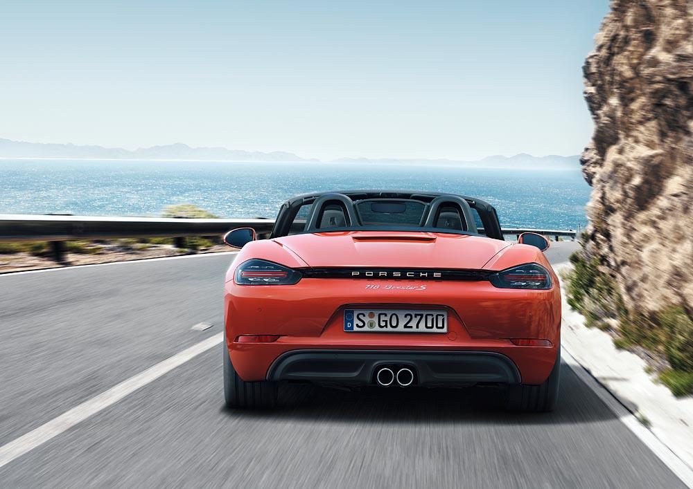 4a Με δίλιτρο turbo μπόξερ 300 ίππων η Porsche 718 Boxster Porsche, Porsche 718 Boxster, Porsche 718 Boxster S, Porsche Boxster, Roadster, videos