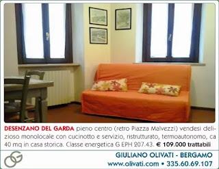 Desenzano Garda monolocale vendita