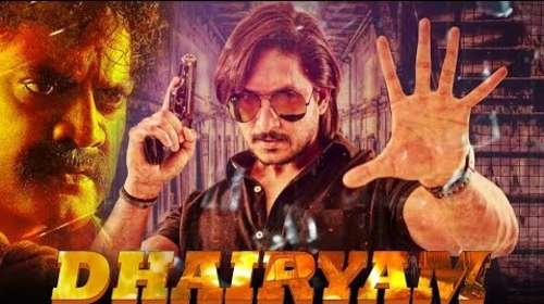 Dhairyam 2017 Hindi Dubbed Full Movie Download