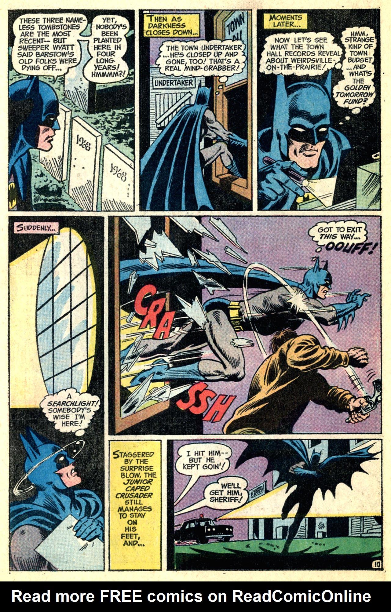 Read online World's Finest Comics comic -  Issue #216 - 14
