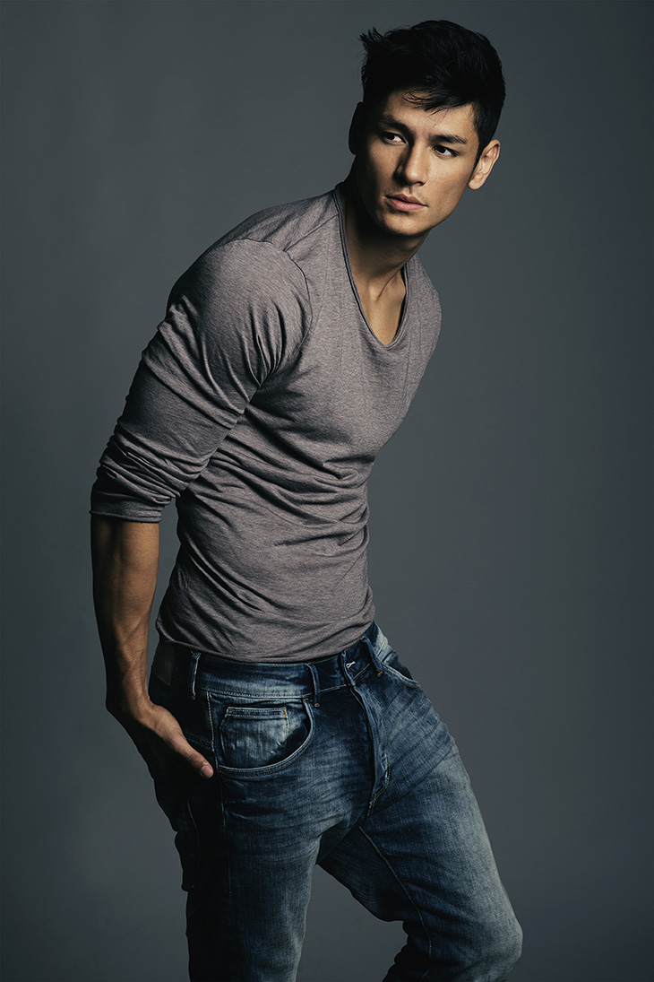 Hideo Muraoka by Wong Sim | Oh yes I am
