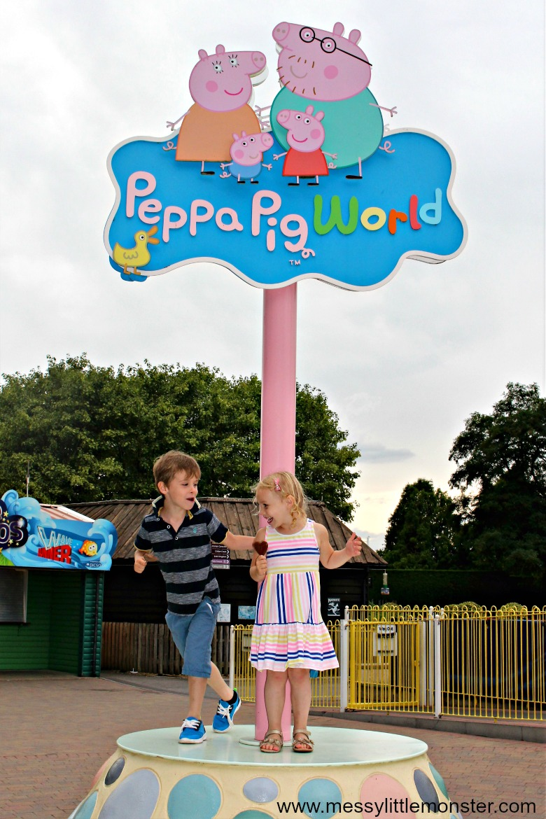 Peppa pig world review