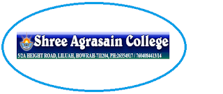 Shree Agrasain College, 5/2A Height Road, Liluah, Howrah - 711204, West Bengal