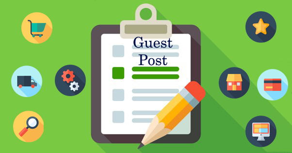 eCommerce - Guest Blogging and Guest Posting Sites List