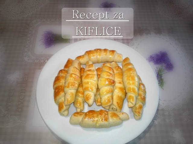 crescent rolls, kifle, baking, tijesto, brašno, jednostavno, lako, easy, brzo, yummy, mekane, postupak, preparation, ingredients, sastojci, recept, recipes