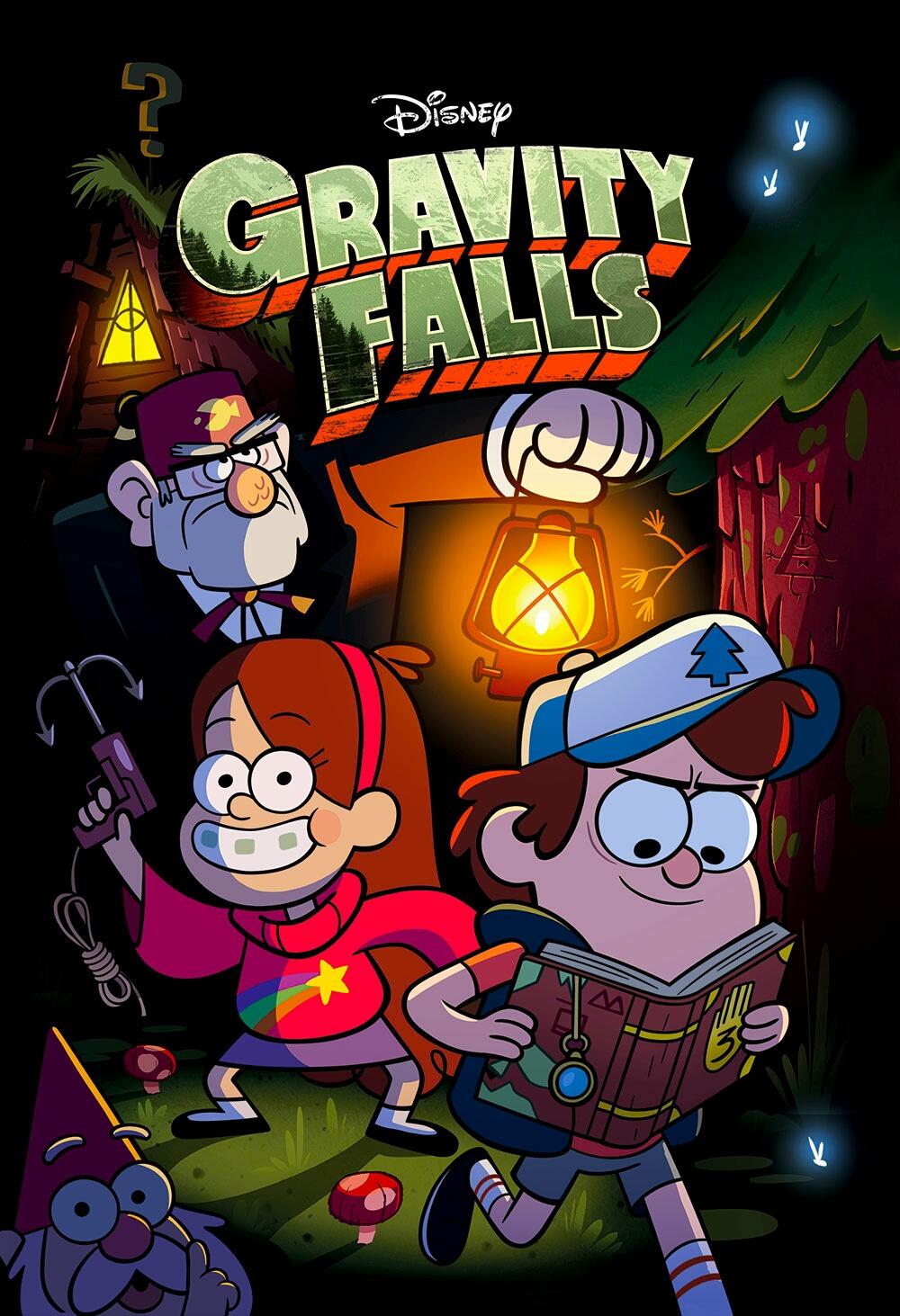 Gravity Falls Season 1 Dub Indonesia