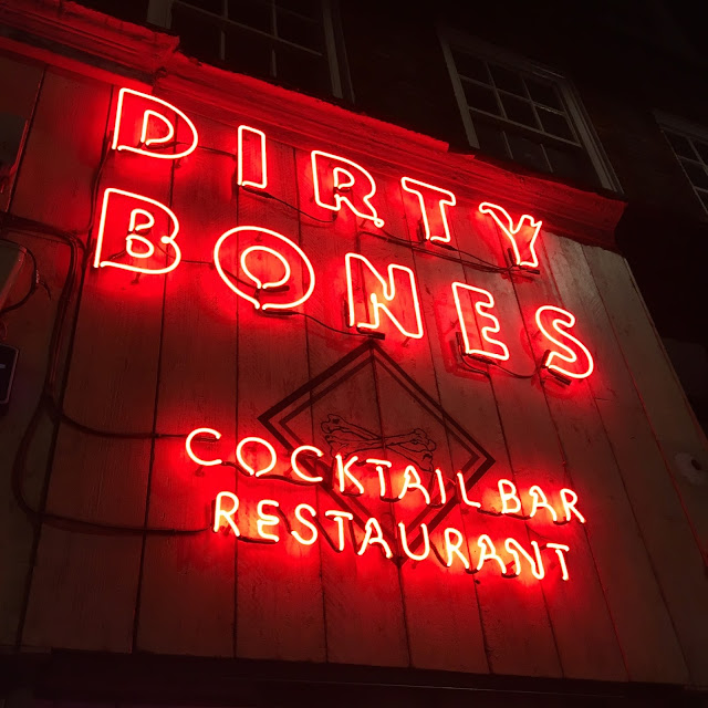 Dirty Bones Kensington