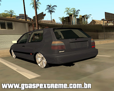 Vw Golf GTi Edit para grand theft auto