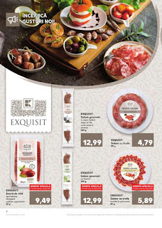 Kaufland Black Friday 14 - 20 noiembrie 2018  EXQUISIT