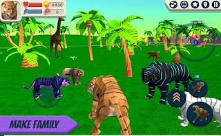 Download Game Tiger Simulator 3D Apk Mod Versi Terbaru 2018
