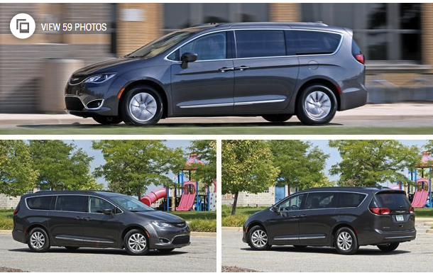 2019 chrysler pacifica touring l review cars auto express new and used car reviews news. Black Bedroom Furniture Sets. Home Design Ideas