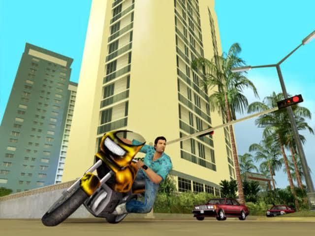 GTA vice city by MBM gamer