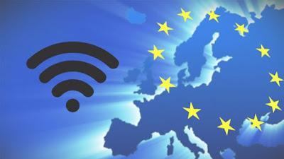 Από τις 7 Νοεμβρίου οι δήμοι στην ΕΕ μπορούν να υποβάλουν αίτηση για σημεία δωρεάν πρόσβασης σε Wi-Fi στους δημόσιους χώρους