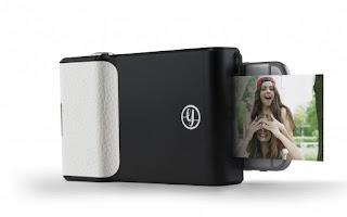 turn mobile into Polaroid