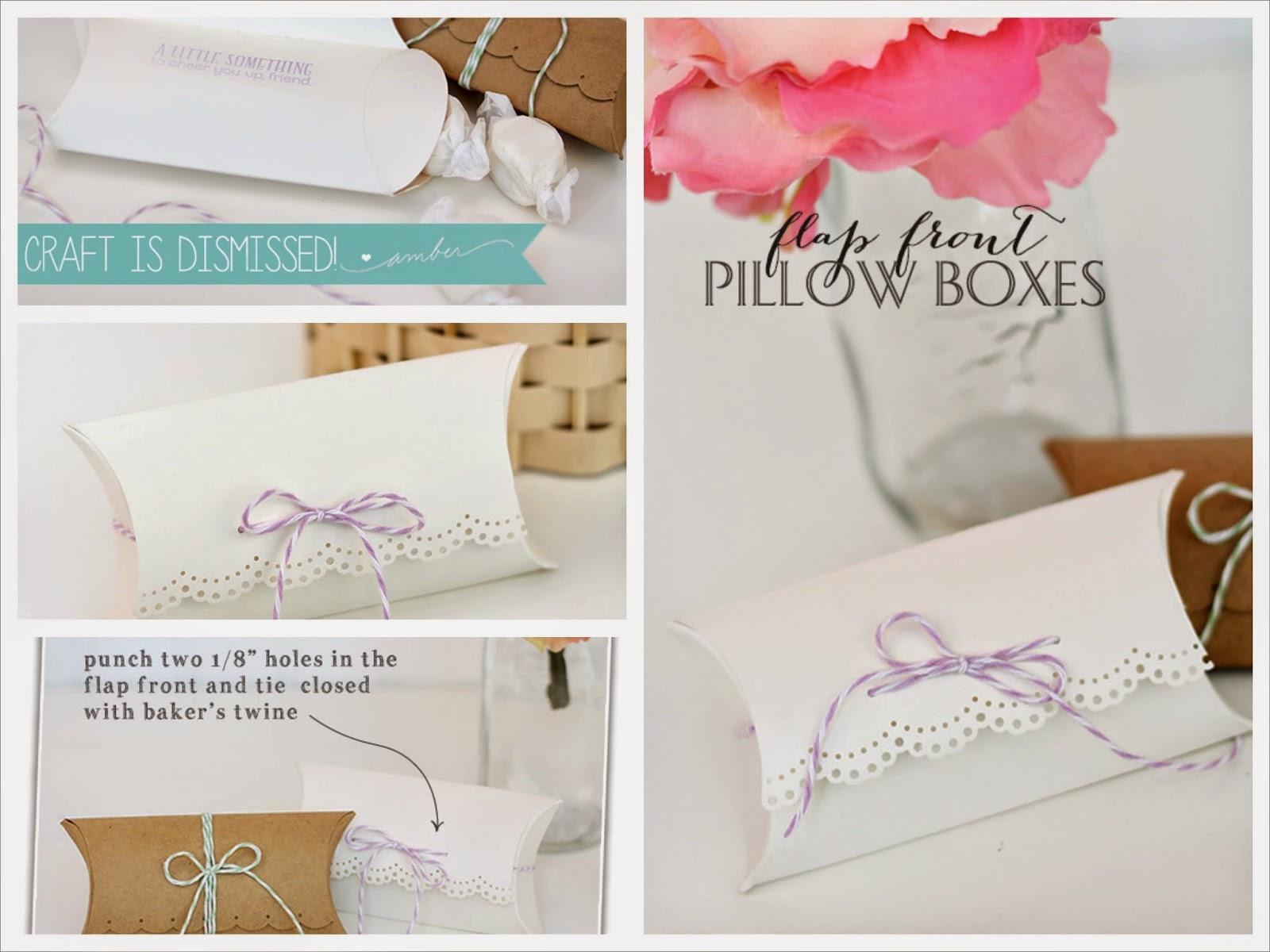 Cajas para detalles de boda caseras o hechas a mano, tutorial