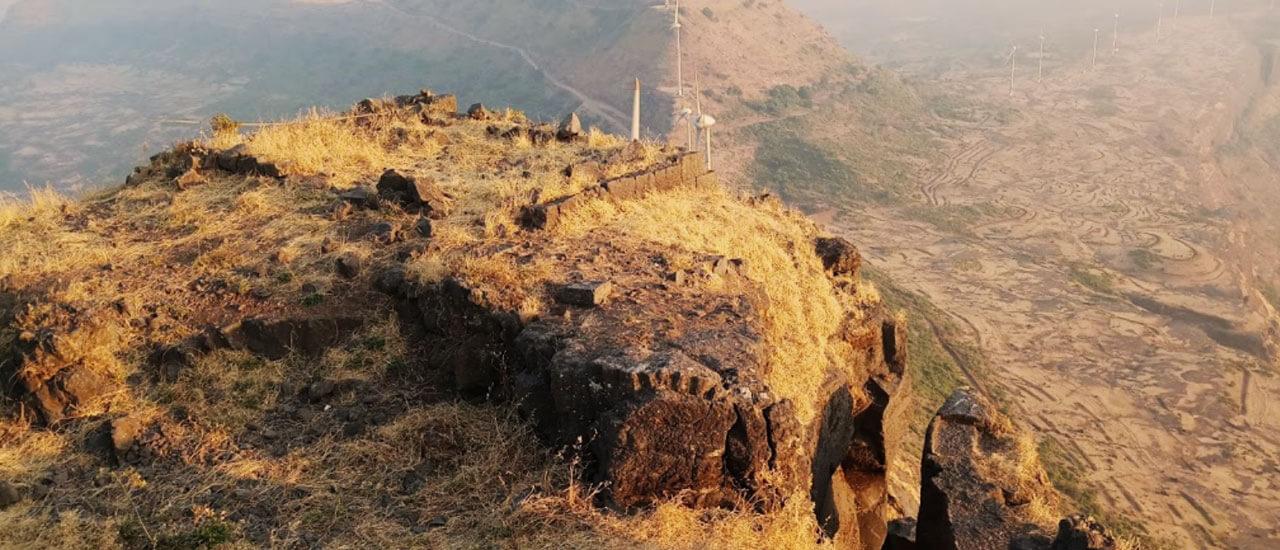 औंढा किल्ला - Aundha Fort