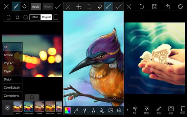 PicsArt Photo Studio 11.0.2 M.o.d F.u.l.l - Studio chỉnh sửa ảnh chuyên nghiệp cho Androi