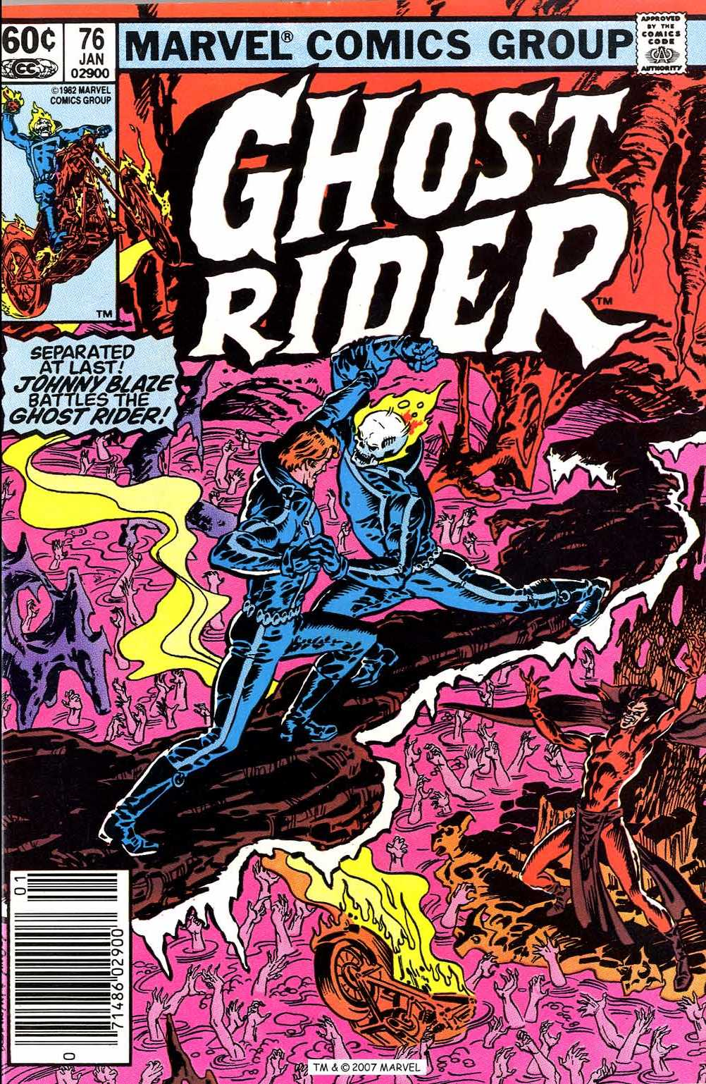 Ghost Rider (1973) issue 76 - Page 1