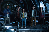 Becky G, Dacre Montgomery, Naomi Scott, Ludi Lin and RJ Cyler in Power Rangers (2017) (7)
