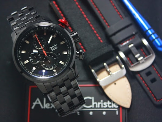 Alexandre Christie 6163 MC ~ Harmoni Inc