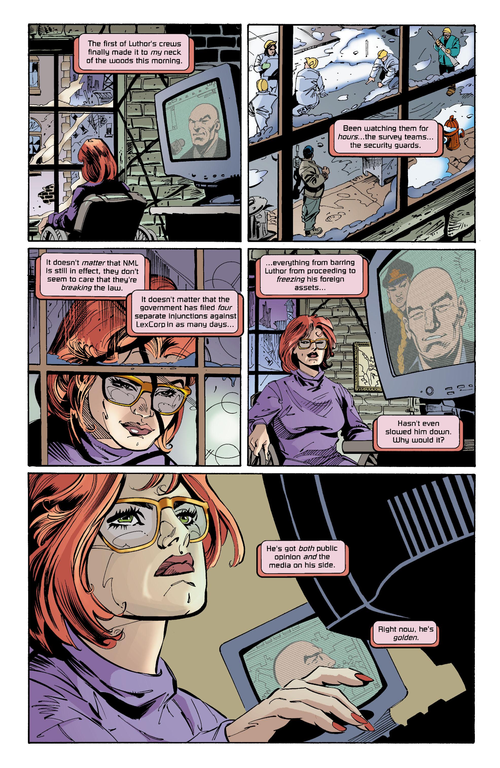 Detective Comics (1937) 740 Page 3
