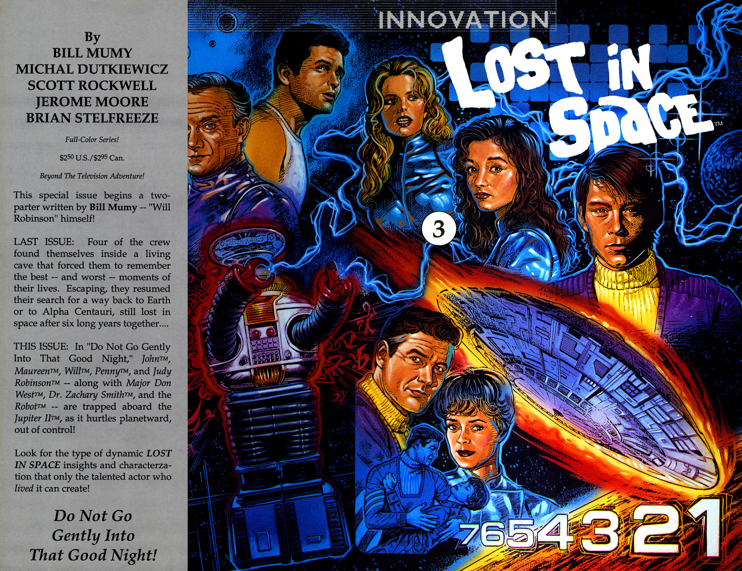 Lost in Space (1991) 3 Page 1