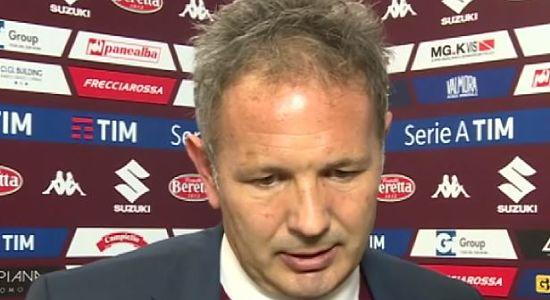 """Mihajlovic:  """"Vicino alla Juve? Non ricordo... Tra scritte e manichini si sta superando il limite""""  di Veronica Guariso"""