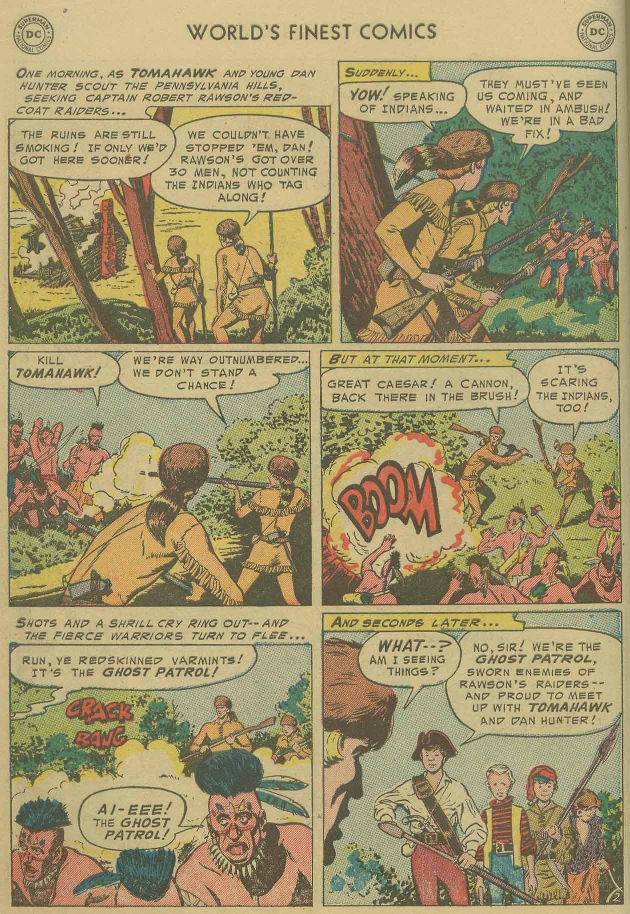 Read online World's Finest Comics comic -  Issue #69 - 18