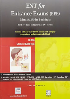 ENT FOR ENTRANCE EXAMS (EEE) -  2nd Edition