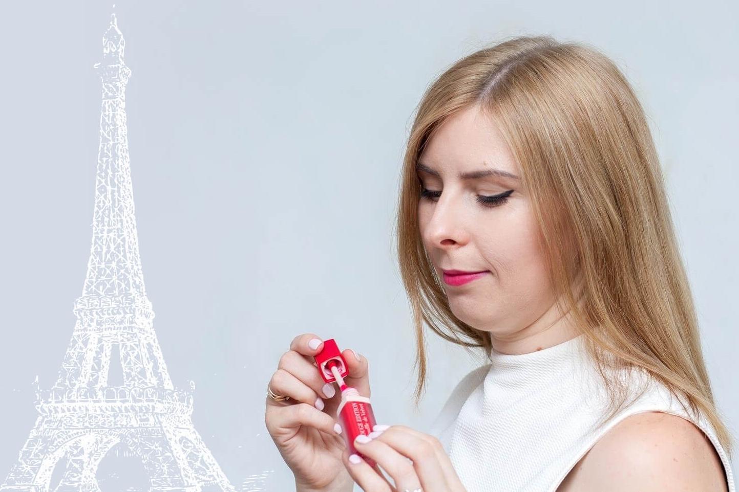 szminki Souffle de Velvet czyli moje francuskie wydanie