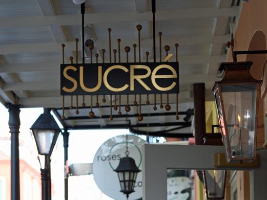 Sucré, New Orleans