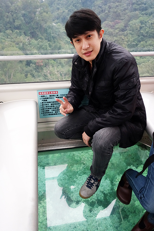 Taiwan Travelogue: Day 1-2 Taipei Maokong, Beitou & Tamsui
