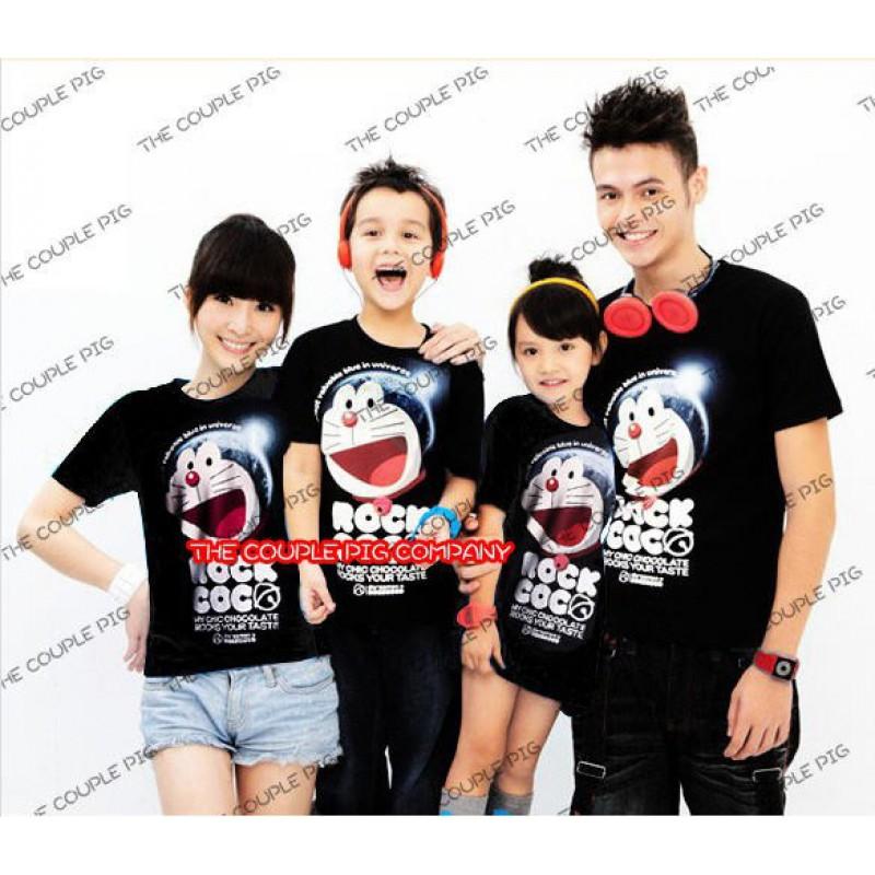 Jual Online FM2 Dora Rococo Couple Murah Jakarta Bahan Combed Terbaru.