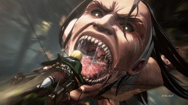الكشف عن موعد إصدار لعبة Attack on Titan 2 و المزيد من التفاصيل