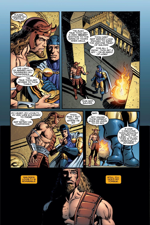Thor (1998) Issue #52 #53 - English 4