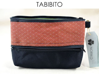 Reiseetui Tabibito aus Tatami Heri