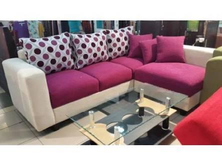 Desain model sofa tamu minimalis aneka warna
