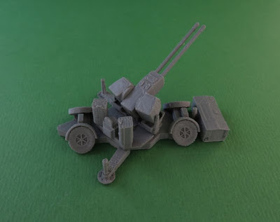 Oerlikon GDF 35mm Twin Cannon Anti-Aircraft Gun picture 3